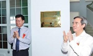 Vietcombank tài trợ 10 tỷ đồng xây trường học tại Ninh Thuận