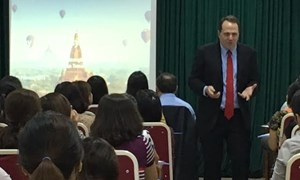 ICAEW đào tạo Chuẩn mực Báo cáo Tài chính Quốc tế tại Việt Nam