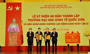 Vietcombank tài trợ 5 tỷ đồng cho Đại học Kinh tế Quốc dân