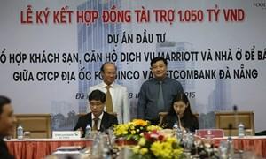 Vietcombank Đà Nẵng tài trợ vốn cho Dự án Marriot