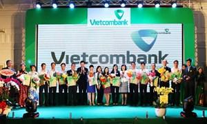Vietcombank Biên Hòa kỷ niệm 10  năm thành lập