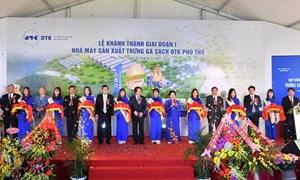Vietcombank tài trợ vốn sản xuất thực phẩm sạch