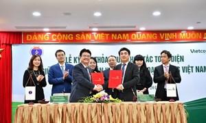 Vietcombank và Bộ Y tế ký thỏa thuận hợp tác toàn diện