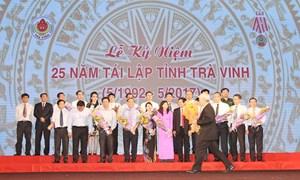 Vietcombank tài trợ an sinh xã hội tại Trà Vinh