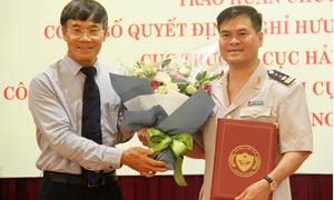 Công bố Quyết định bổ nhiệm Cục trưởng Cục Hải quan Quảng Ninh