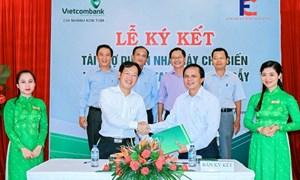 Vietcombank Kon Tum hợp tác cùng Công ty Fococev Tây Nguyên