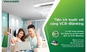 Vietcombank thay đổi nhận diện thương hiệu ví điện tử Toppay