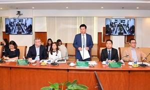 Vietcombank tổ chức Hội nghị Truyền thông năm 2017