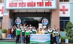 """Đoàn Thanh niên Vietcombank Thủ Đức và hành trình """"Chia sẻ yêu thương"""""""