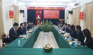 DATC tiếp tục mở rộng hợp tác quốc tế