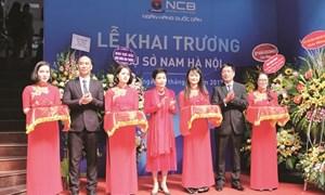 Khai trương Trụ sở NCB Nam Hà Nội – Phòng giao dịch Lạc Trung