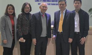 DATC làm việc với Công ty quản lý tài sản Sukhumvit (Thái Lan)