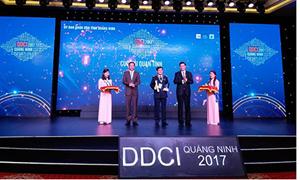 Hải quan Quảng Ninh - Quán quân DDCI tỉnh Quảng Ninh năm 2017