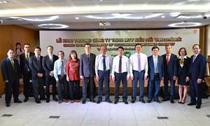 Khai trương hoạt động Công ty TNHH MTV Kiều hối Vietcombank
