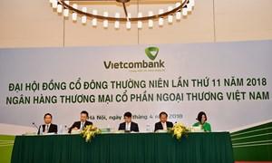 Vietcombank tổ chức Đại hội đồng cổ đông thường niên năm 2018