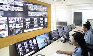 Cục Hải quan Bình Dương với công tác trực ban giám sát trực tuyến