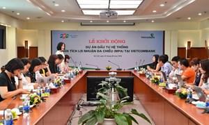 Vietcombank khởi động Dự án đầu tư hệ thống lợi nhuận đa chiều