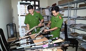 60/65 loại hàng hóa phải kiểm tra chuyên ngành thuộc Bộ Công an sẽ được cắt giảm