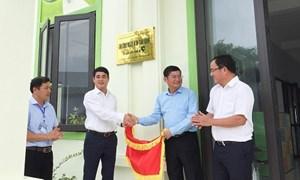 Vietcombank tài trợ 3 tỷ đồng xây Trường mầm non Tân Ninh tại Quảng Bình