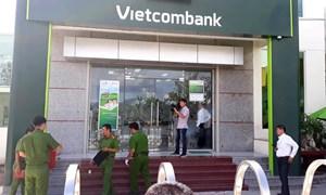 Thông tin về vụ cướp xảy ra tại Phòng giao dịch Ninh Hòa - Vietcombank Khánh Hòa
