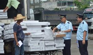 Thêm 315 doanh nghiệp làm thủ tục xuất nhập khẩu tại Hải quan Quảng Ninh