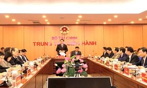Bộ Tài chính tổ chức Hội nghị trực tuyến khóa sổ thu, chi NSNN năm 2019