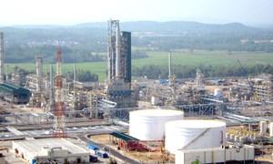 Nhà máy lọc dầu Dung Quất đón chuyến dầu thô đầu tiên của năm 2019