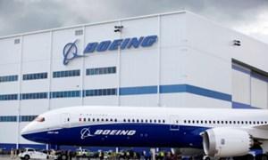 Cổ phiếu Boeing sụt giảm sau vụ máy bay của Ukraine rơi tại Iran làm 176 người thiệt mạng