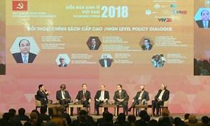 Diễn đàn kinh tế Việt Nam 2019: Bàn về tăng trưởng nhanh và bền vững