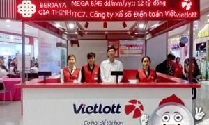Doanh thu Vietlott tăng trưởng lên gần 3.892 tỷ đồng