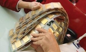 Giá vàng SJC giảm sâu, giá bán xuống sát ngưỡng 43 triệu đồng