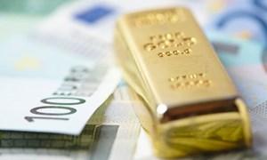 Giá vàng trầm lắng trong phiên giao dịch đầu tuần