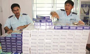 Tiền thu từ hoạt động bán đấu giá thuốc lá ngoại nhập lậu được sử dụng thế nào?