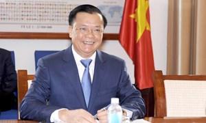 Bộ trưởng Đinh Tiến Dũng: Sẽ kiểm soát chặt chi ngân sách năm 2019