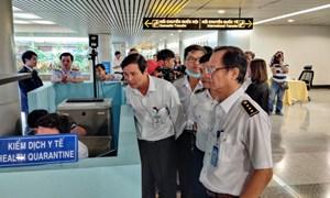 Bộ Tài chính tăng cường giám sát tại cửa khẩu, đường mòn, lối mở để ngăn chặn dịch bệnh do virus corona