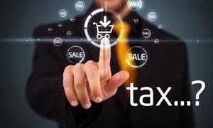Thất thu thuế thời công nghệ số