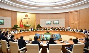 Chính phủ họp phiên thường kỳ đầu tiên của năm 2019