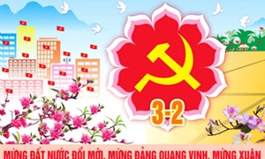 Đảng vững mạnh, Đất nước phát triển, Dân tộc trường tồn