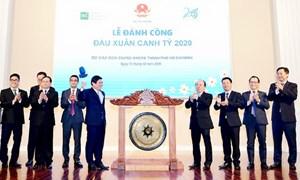 Phát triển TP. Hồ Chí Minh trở thành trung tâm tài chính quốc tế