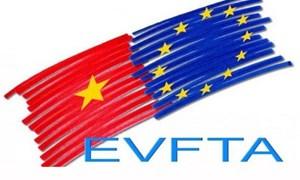 EVFTA được phê chuẩn sẽ khởi đầu cho một chặng đường mới