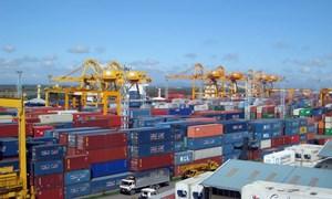 Tái xuất  25 container hàng phế liệu tồn đọng