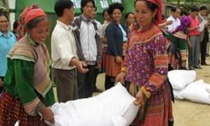 Xuất cấp gạo hỗ trợ nhân dân 3 tỉnh Lai Châu, Điện Biên và Đắk Nông