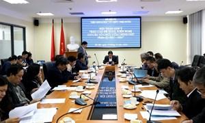 Đề xuất giảm số lượng các bộ, cơ quan ngang bộ thuộc Chính phủ
