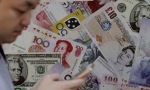 Dịch COVID-19: Tiền tệ châu Á đồng loạt giảm giá
