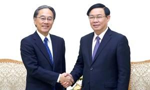 Aeon muốn mở rộng hoạt động sang đầu tư tài chính tại Việt Nam