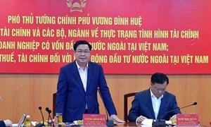 Việt Nam cần có cơ chế kiểm soát doanh nghiệp FDI