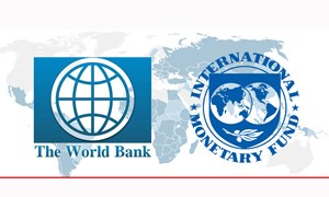 IMF, WB cam kết hỗ trợ giải quyết các tác động kinh tế do COVID-19