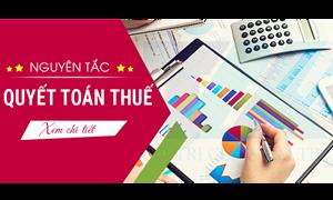 Hướng dẫn quy định về quyết toán thuế thu nhập doanh nghiệp năm 2018