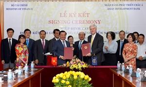 Bộ Tài chính và ADB ký kết Hiệp định khoản vay cho Dự án Kết nối giao thông các tỉnh phía Bắc