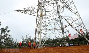 Khó đảm bảo tiến độ đường dây 500 kV mạch 3 như kế hoạch